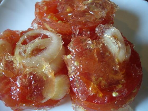 Помидоры в желе пошаговый рецепт с фото