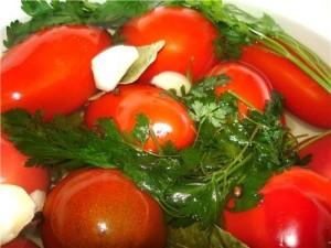 помидоры квашенные