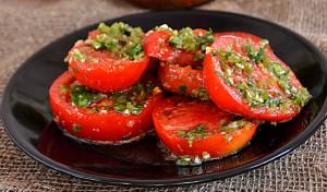 рецепт помидоров по-корейски быстро