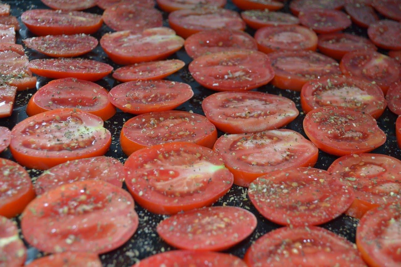 Вяленные помидоры в домашних условиях