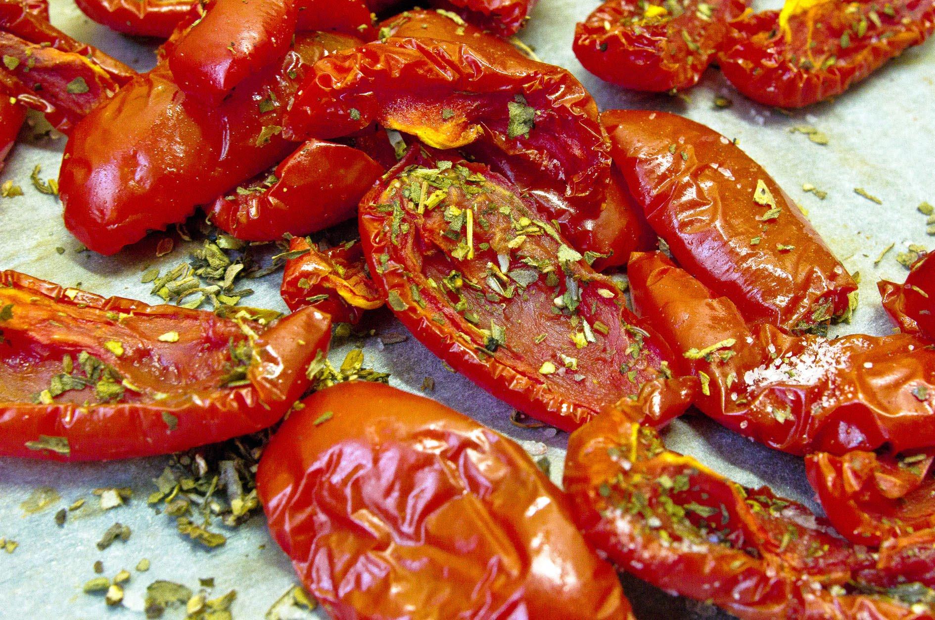 Вяленые помидоры в домашних условиях - лучшие рецепты с